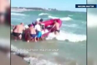 Salvamarii sunt in greva japoneza la Eforie, unde isi risca viata pe gratis. Capcanele din Marea Neagra fac o noua victima