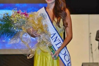 Una dintre cele mai frumoase femei din Columbia, eliminata dintr-un concurs din cauza unor fotografii. FOTO