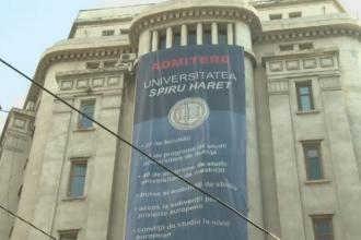 30.000 de mii de absolventi ai Universitatii Spiru Haret isi cer diplomele in instanta.