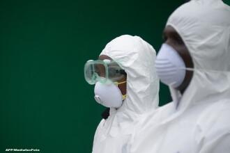 Un caz suspect de Ebola, inregistrat in centrul Italiei. 2.000 de decese de la inceputul epidemiei