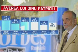 Viata de film a lui Patriciu. Cum a pierdut doua miliarde de euro in 6 ani si istoria tranzactiei care i-a adus celebritatea