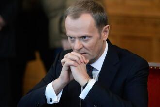 Noul presedinte al Consiliului European, Donald Tusk: Pericolul unui nou razboi exista si