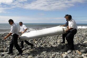 Zborul MH370: Franta cauta noi fragmente de avion pe Insula Reunion. Ultimele obiecte gasite nu ar fi ajuns la anchetatori