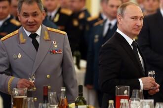 Rusia dispune de o noua categorie de arme. Decretul semnat de Vladimir Putin