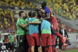 Steaua a ratat calificarea in Liga Campionilor, dupa 4-2 cu Partizan. Vezi aici cele mai tari momente ale partidei