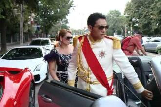 Nunta cu masini de lux, politie si jandarmi, in Timisoara. S-a insurat nepotul lui Grado Carpaci, zis si Generalu'