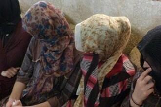ISIS a executat 19 tinere, care au refuzat sa devina sclave sexuale. Suma cu care e vanduta o fata de 9 ani in Statul Islamic