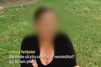 Primele declaratii ale mamei fetitelor abuzate de un pensionar din Iasi: