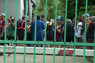 19 angajate ale unei companii germane din Cluj, intoxicate cu substanta folosita pentru podea. Toate au ajuns la spital
