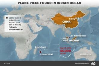 Dezvăluiri la 3 ani după dispariția MH370. Ce arată pozele din satelit, ascunse de autorități