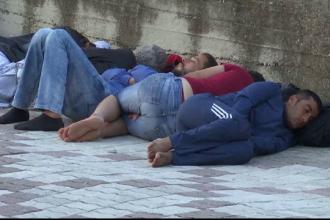 Insulele grecesti, sufocate de imigranti. ONU a criticat Atena pentru conditiile inumane in care traiesc acestia