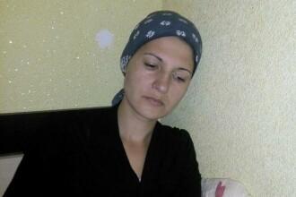 La 31 de ani, o tanara din Romania se lupta cu o tumoare cerebrala. Tot ce isi doreste este sa isi creasca fetita de 7 ani