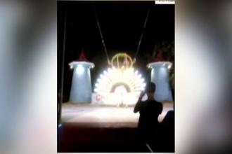 Aventura periculoasa intr-un parc de distractii din Franta. O tanara a fost ranita in urma unui accident ciudat