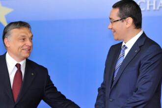 Victor contra Viktor. Mesajul lui Ponta pentru premierul de la Budapesta: