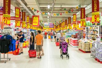 Proiect de lege: toate magazinele vor fi obligate sa vanda produse alimentare romanesti. Care sunt cotele impuse