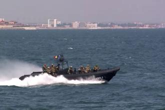 Ziua Marinei Romane va oferi un spectacol ca-n filme. Cum se pregatesc militarii pentru cel mai mare show naval din Romania