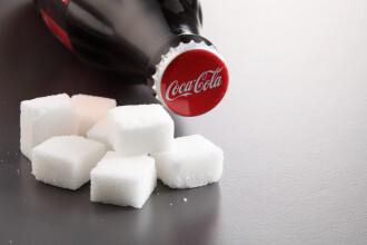 New York Times: Coca Cola ne duce cu zaharelul in cazul caloriilor