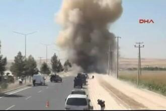 Detonarea controlata a unei bombe in Turcia a avut efecte neasteptate. Ce s-a intamplat intr-o zona cu populatie kurda