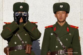 """Coreea de Nord avertizează cu privire la """"pericole tot mai mari de război"""""""