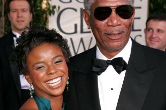 Tragedie in familia lui Morgan Freeman. Nepoata vitrega a actorului, injunghiata mortal in New York