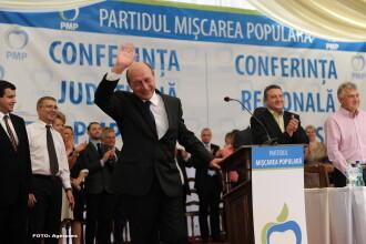 Mesajul lui Basescu pentru Iohannis si Ponta: