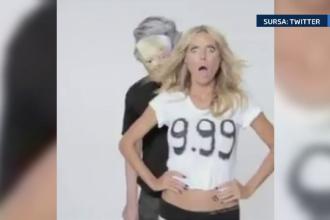Heidi Klum i-a dat replica lui Donald Trump, dupa ce magnatul a zis ca fotomodelul german