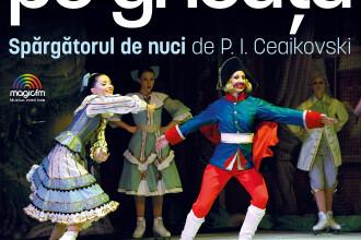 Un nou turneu in Romania al Ansamblului de Stat al Baletului pe Gheata din Sankt Petersburg