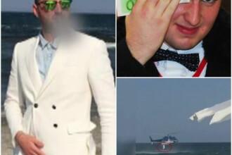 Aventurile lui Victoras Micula pe litoral. A sarit in mare direct din elicopter si a platit in club o nota de 20.000 de lei