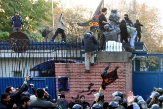 Marea Britanie isi deschide ambasada din Teheran, dupa 4 ani. Surse: ministrul de externe britanic se va deplasa la Iran