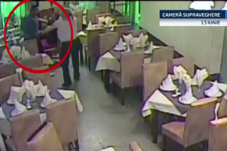 Politistul care a batut cu bestialitate un jucator de polo, acuzat doar de vatamare corporala. Cati ani de inchisoare risca