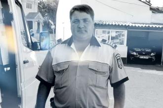 Politistul ucis de un om de afaceri turc a ajuns pentru ultima data acasa. Colegii cer pedepse mai aspre pentru soferii bauti