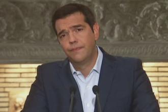 Germania ii avertizeaza pe greci sa nu traga de timp, profitand de demisia premierului Tsipras.