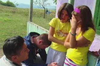 Impresionati de drama unei mame cu 5 copii, doi tineri i-au sarit in ajutor cu o campanie pe Facebook: