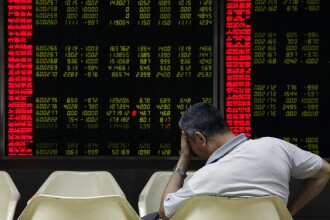 Marile piete financiare ale lumii, in cadere libera. Ce s-a intamplat cu Bursa de la Bucuresti dupa