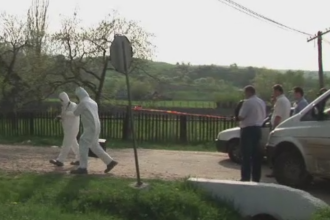 Crima infioratoare in Bihor. Un barbat si-a ucis si transat propriul tata pentru ca