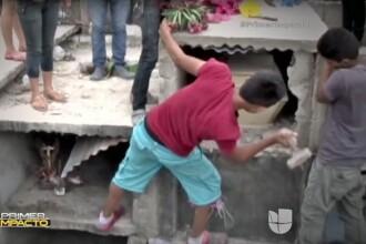 O familie din Honduras si-a dezgropat fiica, la o zi dupa inmormantare. Tatal sustine ca tanara era inca vie