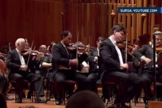 Cea mai scumpa orchestra din lume vine la Bucuresti, la festivalul George Enescu. Negocierile au durat 15 ani