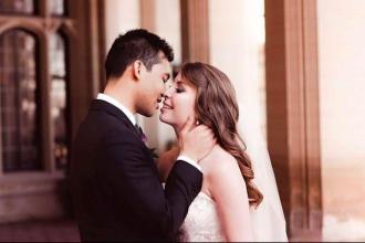 S-au casatorit, insa cateva luni mai tarziu mirele a murit de cancer. Motivul pentru care video-ul de la nunta a ajuns viral