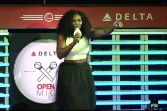 Cu cateva zile inainte de US Open, Serena Williams a facut spectacol la karaoke. Ce melodie a interpretat sportiva