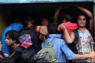 Noua cetateni din Irak si sase din Siria, intre care patru minori, opriti la frontiera cu Ungaria