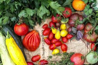 Dulceata si legume proaspete, la doar un click distanta. Succesul urias al precupetilor care si-au mutat tarabele pe Facebook