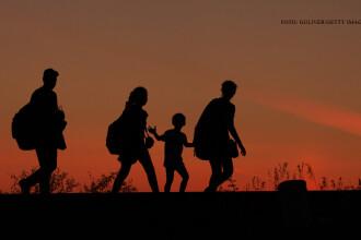 Migratia in era Facebook. Cum ii ajuta retelele de socializare pe refugiati sa gaseasca drumul spre Europa