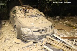 Doi batrani, sot si sotie, au murit in explozia din Iasi.