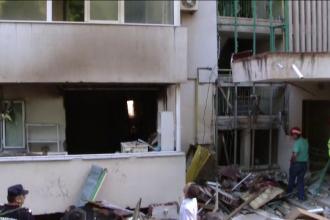 Locatara din blocul din Iasi unde a avut loc explozia: Am avut un pian care a fost proiectat in tavan, apoi s-a facut bucati