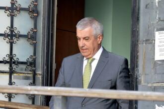 Calin Popescu Tariceanu, audiat la DNA, in dosarul retrocedarilor. Ce a declarat la iesirea din sediul procurorilor