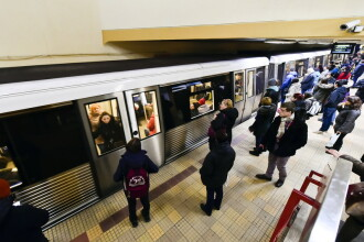 Directorul tehnic Metrorex, despre magistrala M5: Metroul Drumul Taberei - Eroilor va circula de la jumatatea anului viitor