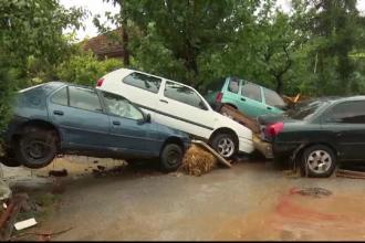 Stare de urgenta in Macedonia, in urma inundatiilor care au ucis cel putin 21 de oameni:
