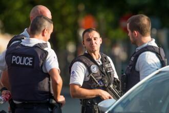 Algerianul care a ranit doua politiste in Belgia, un imigrant ilegal pe care autoritatile au incercat sa il expulzeze