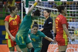 Esec rusinos la handbal cu Brazilia. Crisan, eliminat in optimi la tenis de masa. Glinta a terminat pe 8 finala. Rezultate JO