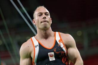 Un gimnast olandez a fost exclus de la Jocurile Olimpice dupa o noapte de betie la Rio:
